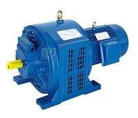 YCT magnet adjustable speed motor